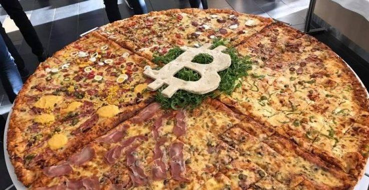 Bitcoin Pizza Day.